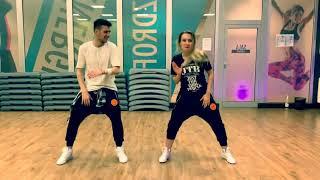 Wisin & Yandel   Guaya ZUMBA Choreo By Domi