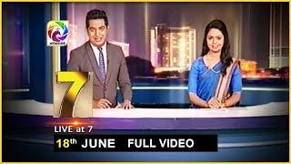 Live at 7 News – 2019.06.18