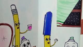 Dibujando con Azor Fiestas Patrias