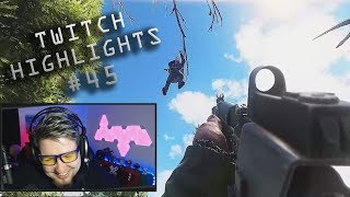 IS IT A BIRD? IS IT A PLANE? NOPE, JUST TARKOV | Twitch Highlights & Funny Moments #45 | TweaK_GG
