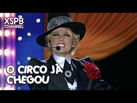 O Circo já Chegou • Turnê Xuxa Circo