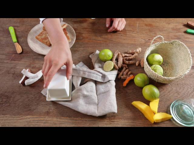 Recette La Guinguette d'Angèle Beurre de fruit pour Naturalia