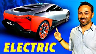 Why the Future of Cars is Electric