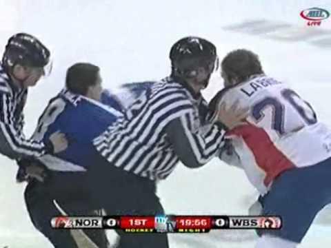 Jesse Boulerice vs. Pierre-Cedric Labrie