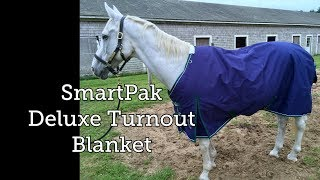 SmartPak Deluxe Turnout Blanket Review