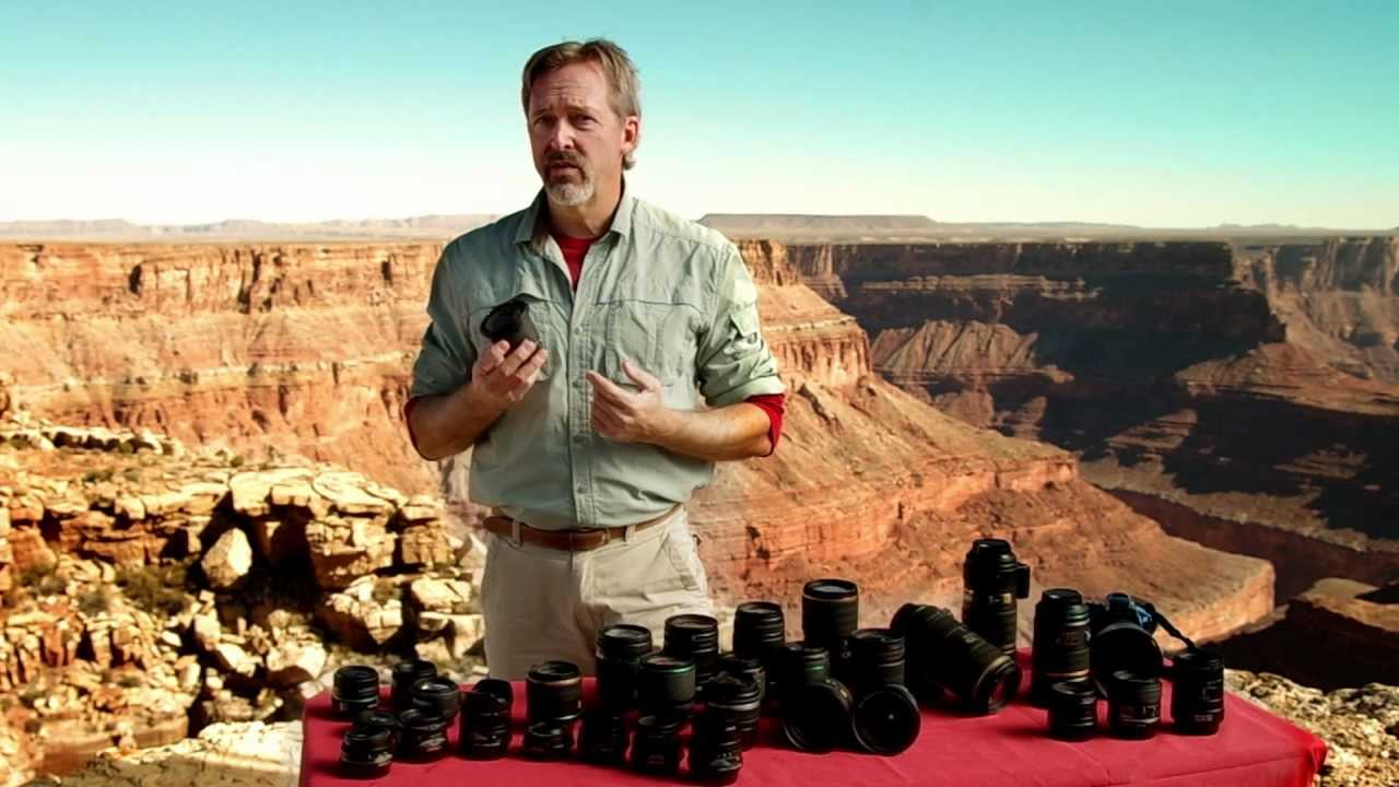 Video: A Basic Introduction To Choosing Camera Lenses