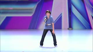 Trevor Moran - Sexy and I know it (The X factor usa)