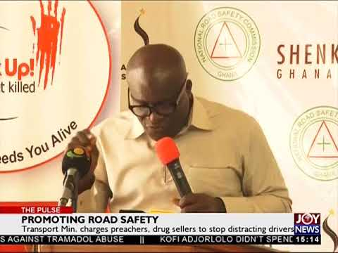 Promoting Road Safety - The Pulse on Joy News (29-5-18)