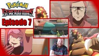 Pokemon Generations Episode 7 Live Reaction!