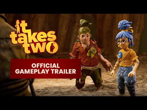 Bande-annonce officielle gameplay de It Takes Two
