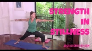 Yoga, Exercise, Meditation: Strength in Stillness | Full 30-Minute Home Yoga Routine for Beginners