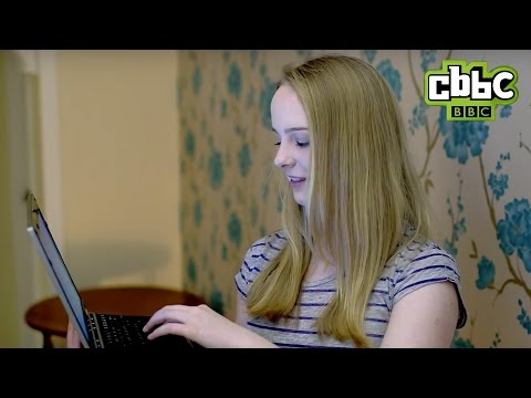 CBBC Staying Safe online KS2
