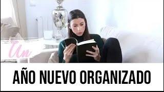 ORGANIZA TU 2019 - 6 PASOS PARA HACERLO MÁS PRODUCTIVO | ANI POCINO TV