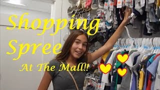 Reborn Baby Doll's Shopping Trip To The Mall!!