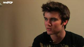 Камерон Брайт, Cameron Bright From New Moon Talks To andPOP