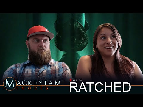 Ratched | Official Trailer | Netflix- REACTION and REVIEW!!!