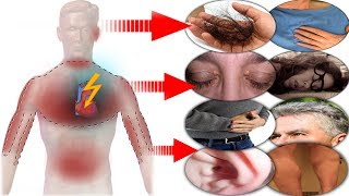 A Month Before a Heart Attack, Your Body Will Warn You With These 8 Signals!