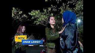 Wadawwww.. Emon Dikeroyok Sama Lady Bikers ! I Anak Langit Episode 875