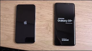 iPhone XS vs Samsung Galaxy S9 - Which is Fastest?