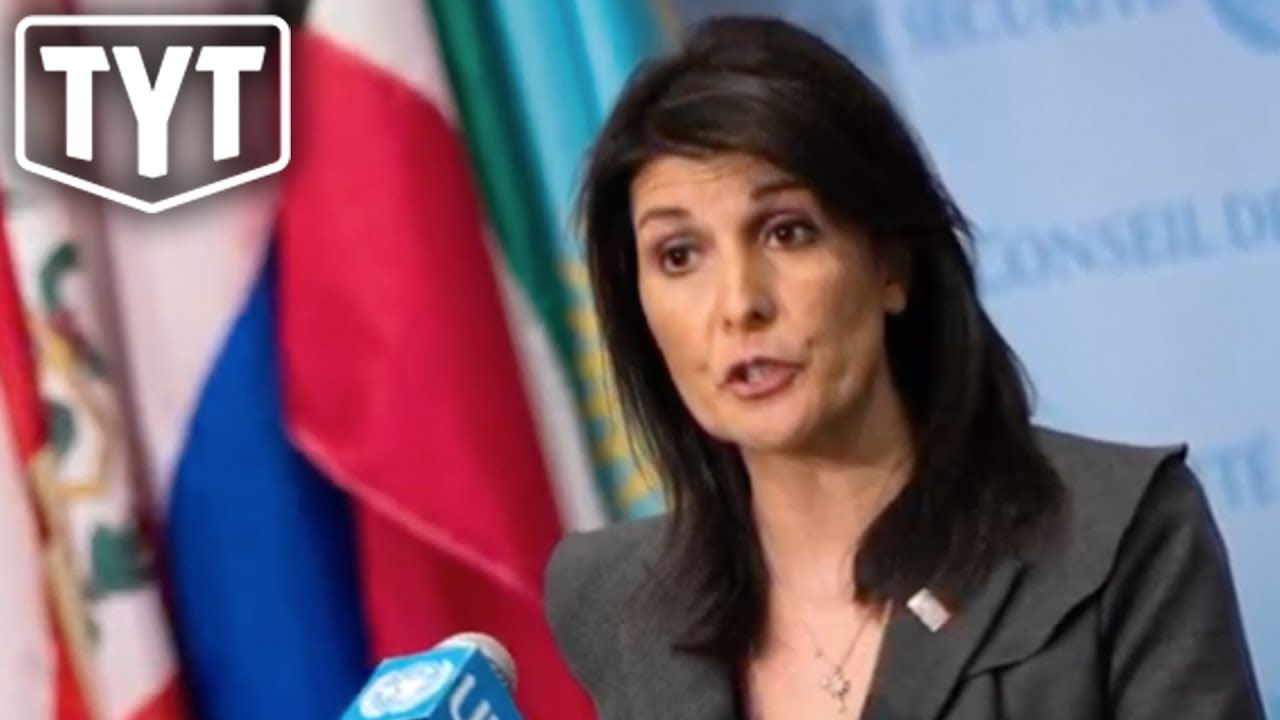 Nikki Haley Continues To Appease Racists thumbnail