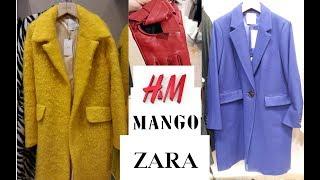 ШОППИНГ ВЛОГ# ZARA, Mango, H&M/ОСЕННИЕ Новинки
