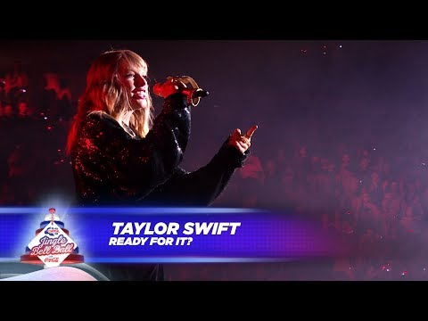 Taylor Swift - '...Ready For It?' (Live At Capital's Jingle Bell Ball 2017)
