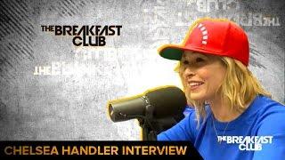 Chelsea Handler Talks Dakota Access Pipeline, Kanye West &  Masturbation