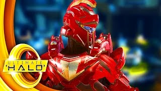 Halo News Today - INFINITY'S ARMORY DLC IS HERE! (Halo 5)