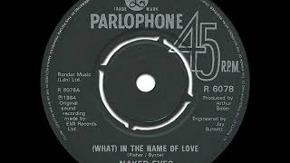 Naked Eyes - (What) In the Name of Love (Single Version)