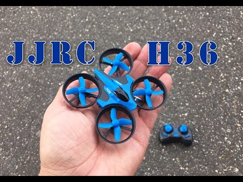 JJRC H36 Mini Quadcopter Review