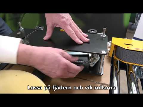 CT 103 SD: Rengöra kniven