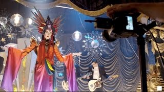 David LaChapelle Capturing An Evening In Space With Daphne Guinness | Phase One