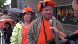 Bezoek Koningspaar aan Oisterwijk 2013
