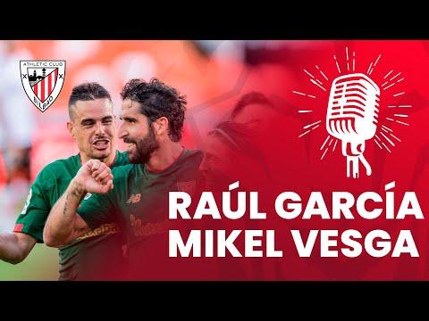 🎙 Raúl García & Mikel Vesga | post Valencia CF 0-2 Athletic Club | J33 LaLiga 2019-20