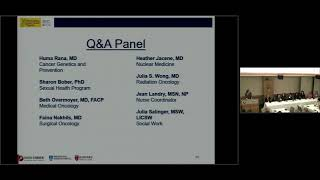 Inflammatory Breast Cancer Patient Forum 2019, Expert Q&A Panel | Dana-Farber Cancer Institute