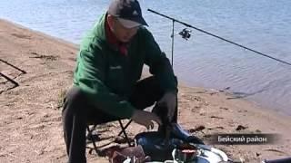 Рыбалка на карпа в хакасии