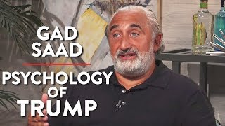 Gad Saad: Psychology of Trump and the Ostrich Parasitic Syndrome (Pt. 1)