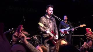 Kiss On The Neck, David Cook, RFH, DCTR,Jammin Java 05/05/17