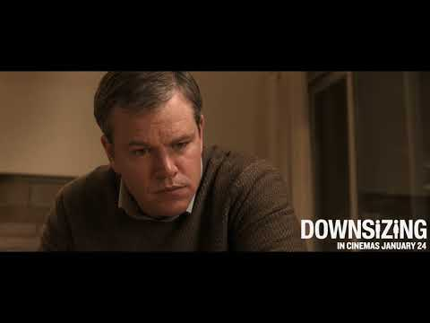 Downsizing (Clip 'Kitchen')