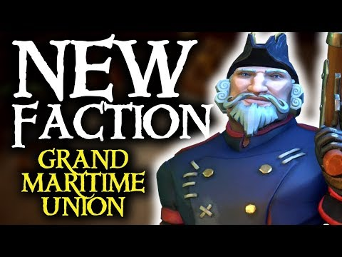 NEW FACTION ON THE WAY // SEA OF THIEVES - The Grand Maritime Union
