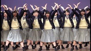 登美丘高校ダンス部 「YOUNG MAN /Y.M.C.A. 」2019.2.2 中央公会堂イベント (1)  Tomioka Dance Club