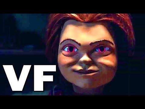 CHUCKY Bande Annonce VF # 2 (NOUVELLE, 2019) Child's Play : La poupée du mal