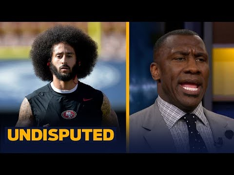 Joe Montana compares Colin Kaepernick to Tim Tebow - is this a problem? | UNDISPUTED