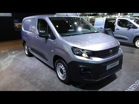 Peugeot Partner Fourgon Фургон класса M - рекламное видео 1