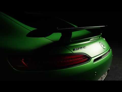 Mercedes AMG GT-R - Video de Lançamento