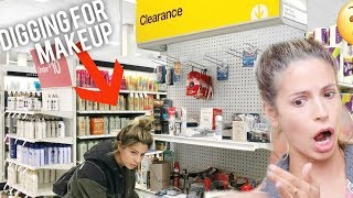 FULL FACE OF TARGET CLEARANCE MAKEUP! YIKES! - Video Youtube