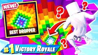 INSANE Musical Dropper *NEW* Game Mode in Fortnite Battle Royale