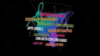 Muestra de Arte Digital: Diseño Multimedial y CIne de Animación en Da Vinci