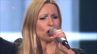 """The Voice of Croatia   Ivana Sutlović """"Thunderstruck"""""""
