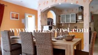 preview picture of video 'Location à Sarlat la Canéda d'une maison de vacances avec piscine.  Pour 6 personnes'